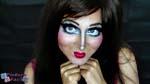 maquillaje-muñeca-manga